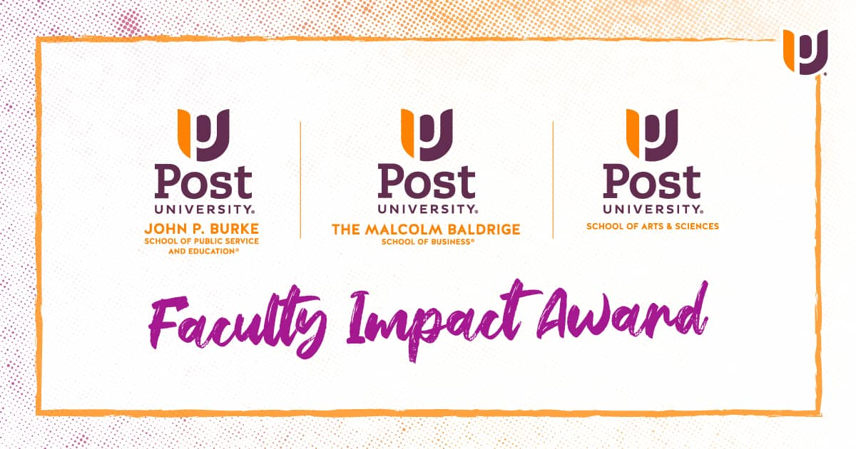 faculty impact award logo