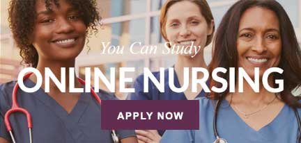 You Can Study Online Nursing Apply Now