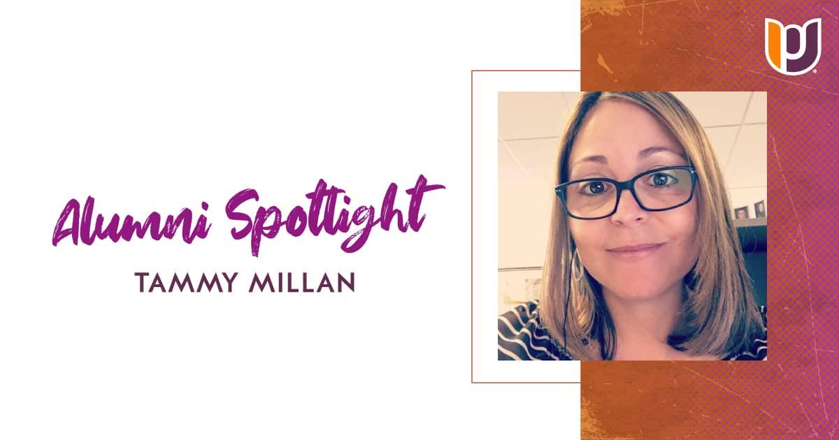 Alumni Spotlight: Tammy Millan