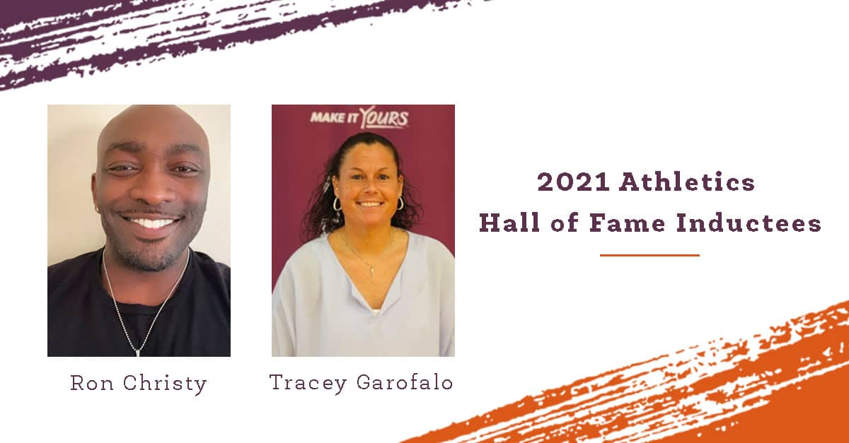 2021 Post University Athletics Hall of Fame