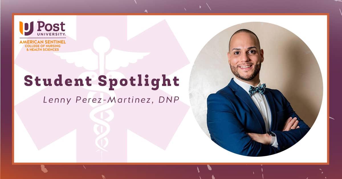 Clinical Nurse Specialist and Nursing Professor Works Toward DNP Educational Leadership